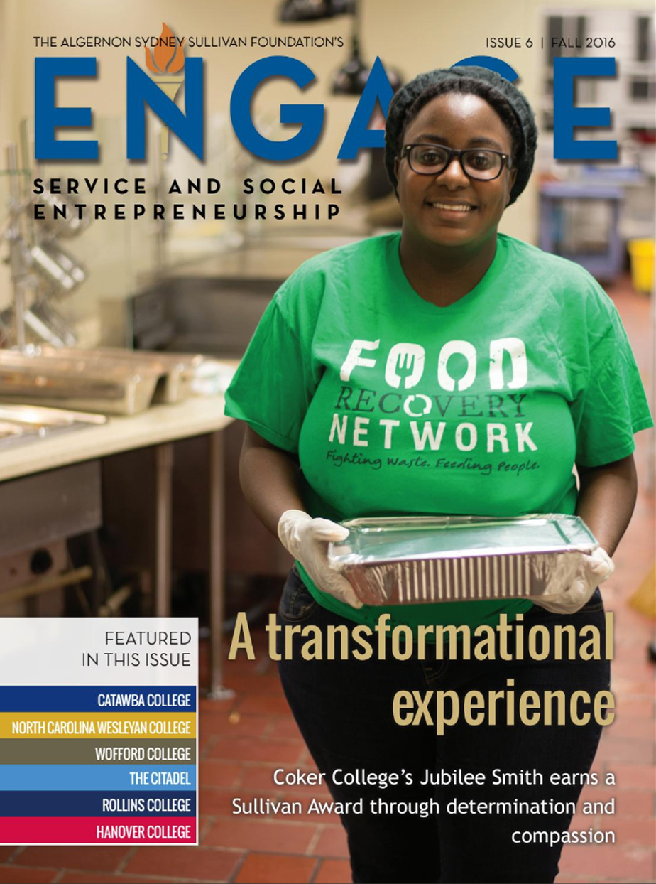 Engage Issue 6  |  Nonprofit Magazine