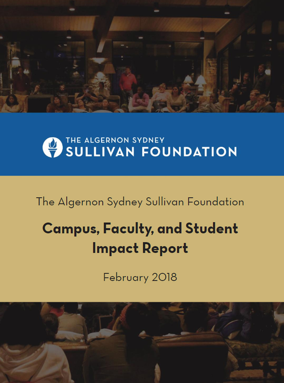Sullivan Foundation Doc  |  Nonprofit Impact Statement