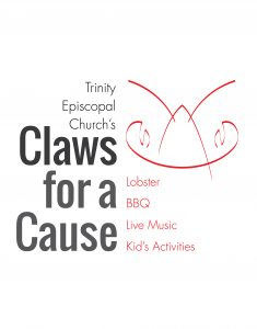 Claws for a Cause  |  Charity fundraising event logo, poster, banner, t-shirt