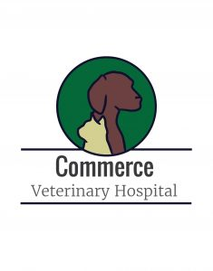 Commerce Veterinary Hospital  |  Logo revamp for vet clinic
